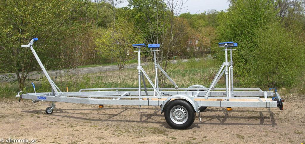 TR1800L med segelbåtsutrustning