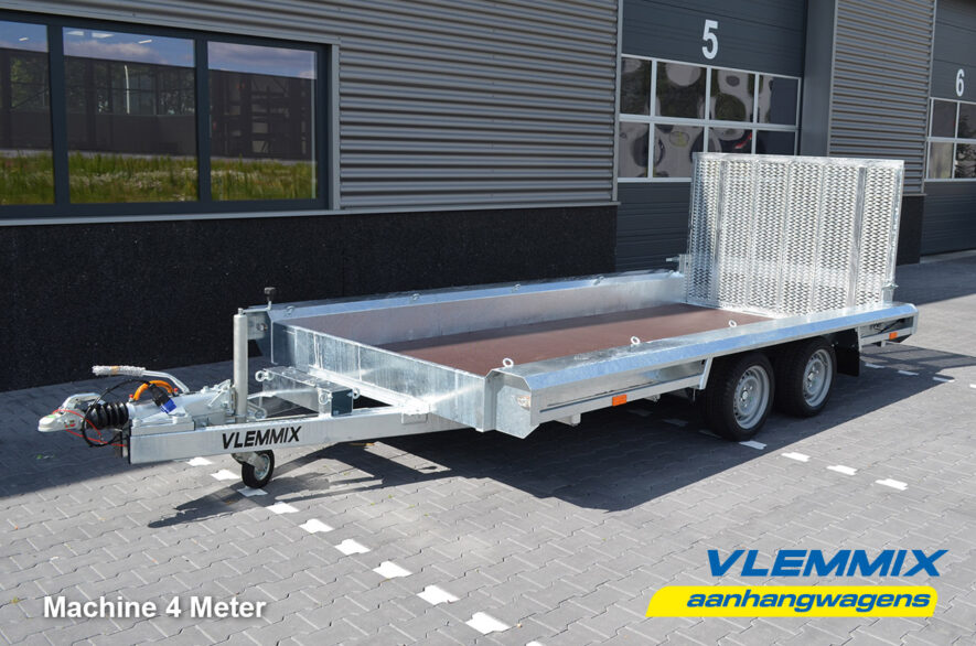 MT400 180 cm bred