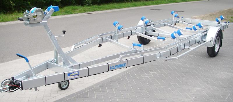 Vlemmix båttrailer TR1800L