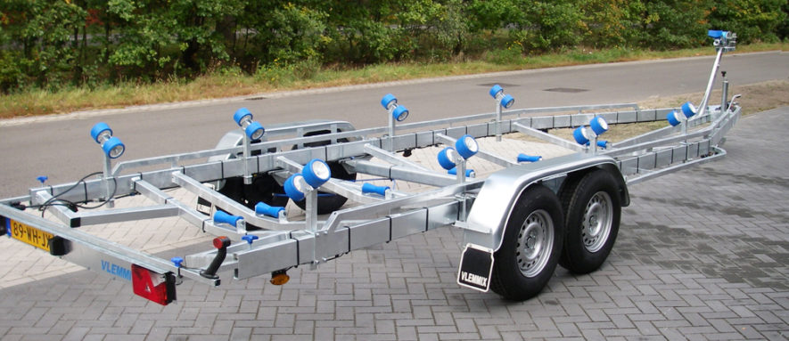 Vlemmix båttrailer TR3500XL-2