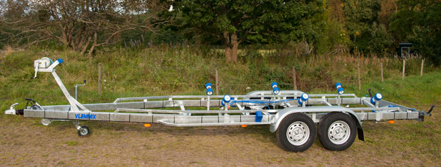 TR3500L med extra tillbehör