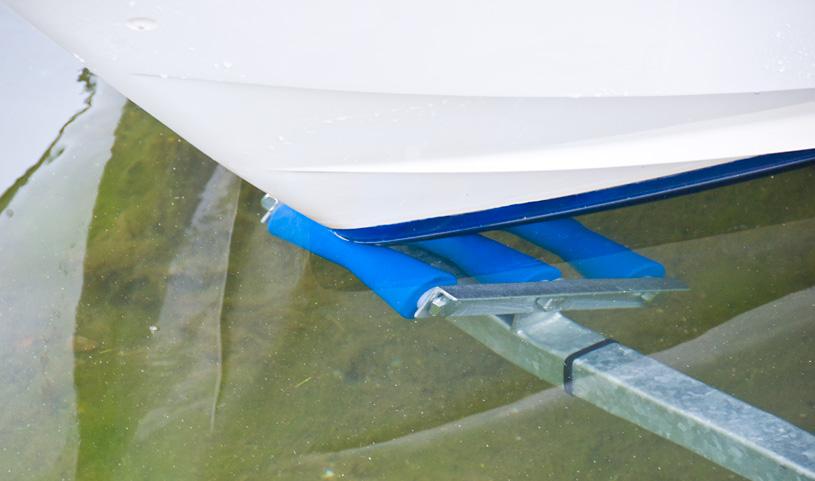 Vlemmix vagga för båttrailer